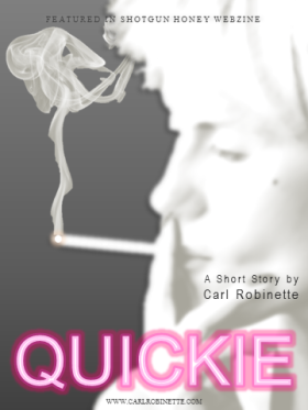 quickie flash fiction mystery crime carl robinette