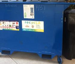 recycla carlrobinette los feliz ledger