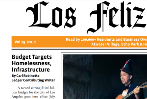 la city budget news los feliz ledger carl robinette silver lake los feliz atwater village hollywood