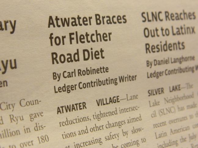 carl robinette news fletcher drive atwater village los angeles