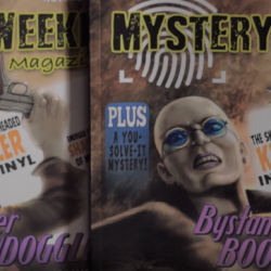 carl robinette bystander boondoggle fiction mystery weekly magazine novermber 2020 short stories cover thumb
