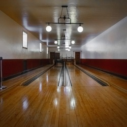 greystone mansion there will be blood bowling alley